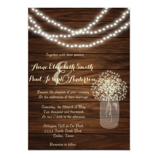 Country Wedding Invitations Make Your Invitation With This Mesmerizing Ideas 15