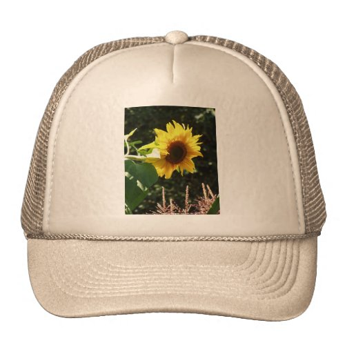 maternal sunflower hat