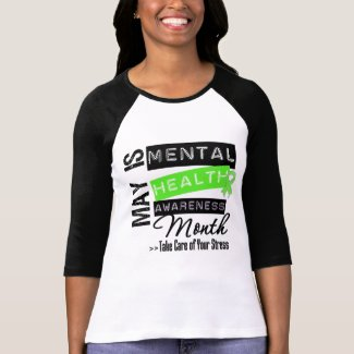 May - Mental Health Awareness Month shirt