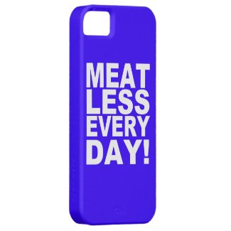 Meatless Everyday iPhone 5 Case