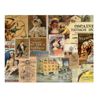 Medicinal Collage