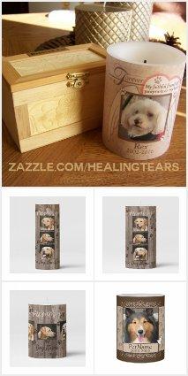 Memorial Pet Candles