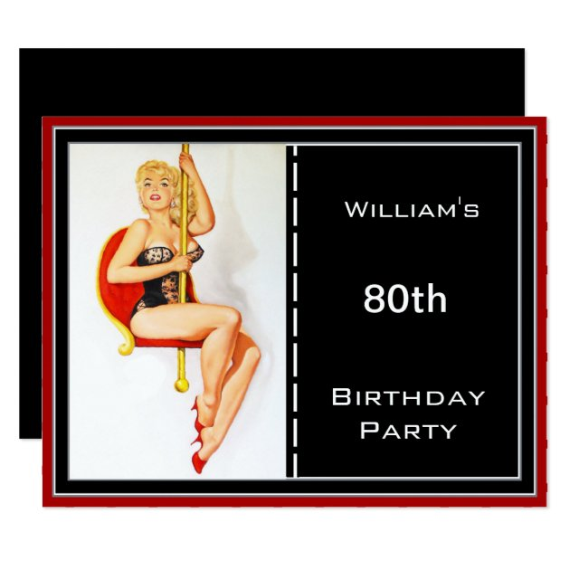 Birthday Invitations 45