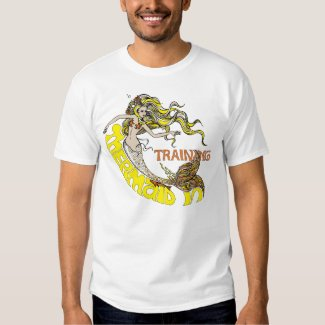 Mermaid in Training (blonde) Shirt