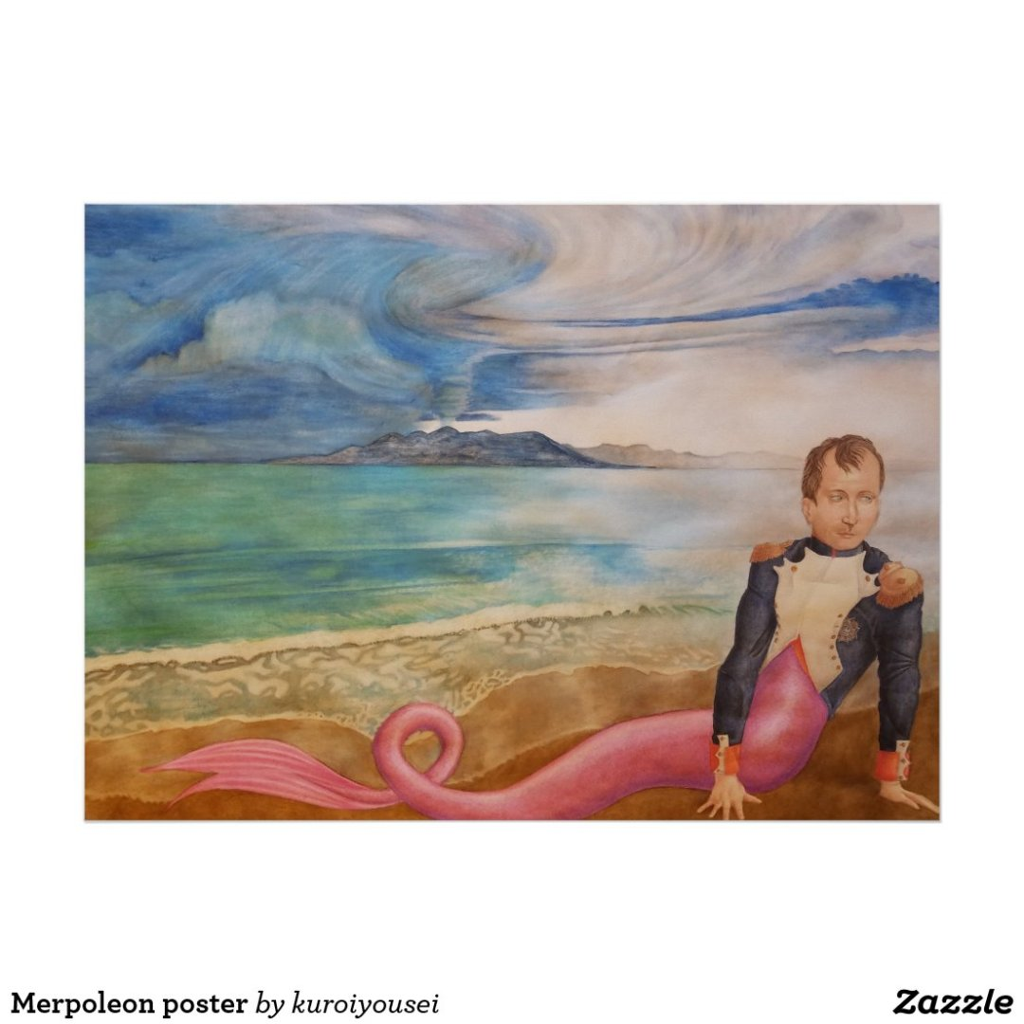 Merpoleon poster
