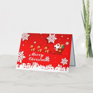 Merry Xmas - Christmas greeting cards