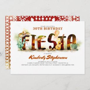 adult mexican birthday invitations zazzle