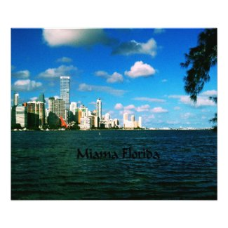 Miami Florida Photo Art