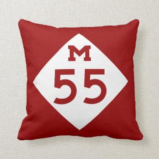 Grand Rapids Michigan Pillows Decorative Throw Zazzle