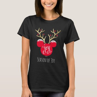 Mickey & Friends | Mickey Christmas Joy T-Shirt
