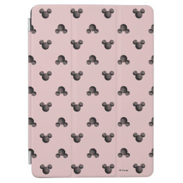 Mickey Pink Icon Pattern iPad Air Cover
