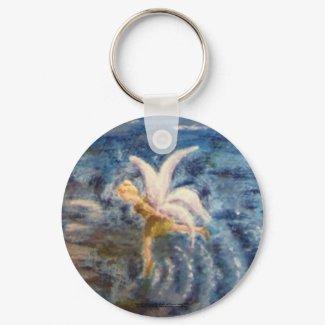 Midsummer Daydream keychain