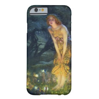 Midsummer Eve Fairy Dance iPhone 6 case