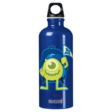 Mike 2 aluminum water bottle