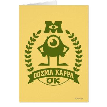 Mike - OOZMA KAPPA Card