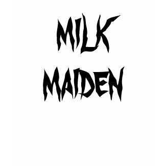 MILK MAIDEN shirt