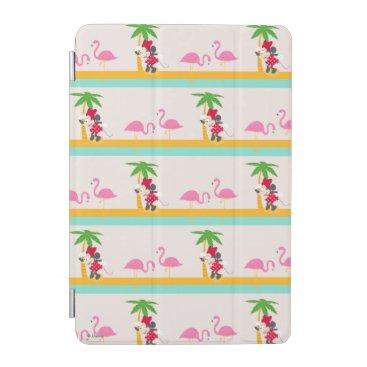 Minnie | Minnie's Tropical Pattern iPad Mini Cover