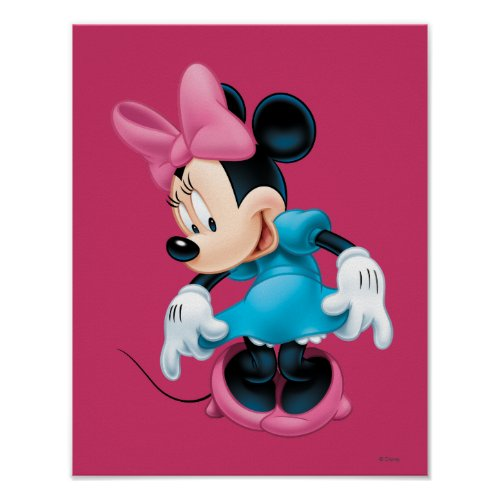Minnie Mouse 6Poster