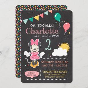 https www zazzle com minnie invitations
