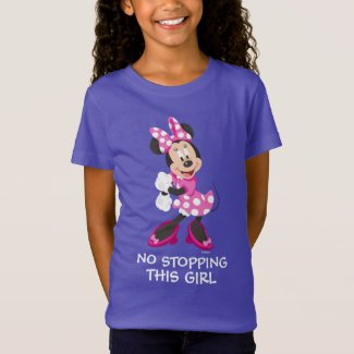 Minnie | No Stopping this Girl T-Shirt