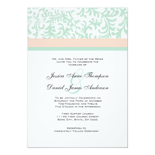 Pink Fl Wedding Invitation Cote Chic Printable Set Invitations By