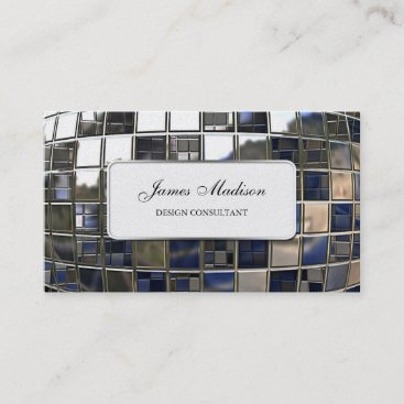 Mirror Sequence Business Card