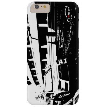 Mitsubishi EVO X Barely There iPhone 6 Plus Case
