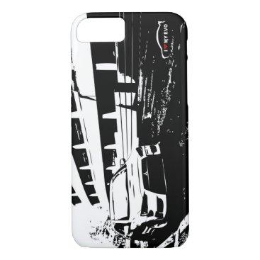 Mitsubishi EVO X iPhone 8/7 Case