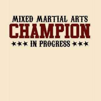 MMA T Shirt shirt
