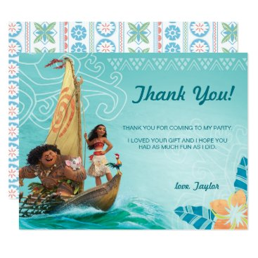 Moana | Oceania Birthday  Card