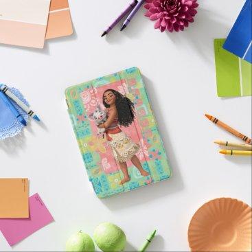 Moana | Pacific Island Girl iPad Mini Cover