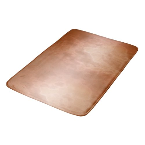 Mocha Rose Marble Bathroom Mat