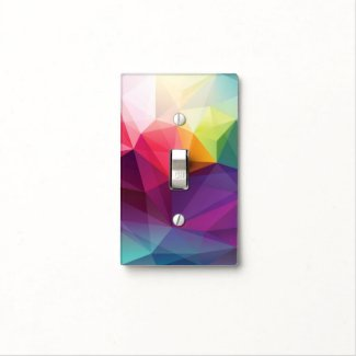 Modern Design Light Switch Covers