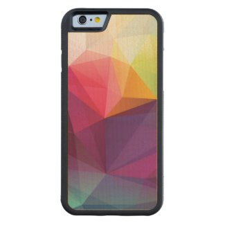 Modern Design Maple iPhone 6 Bumper Case