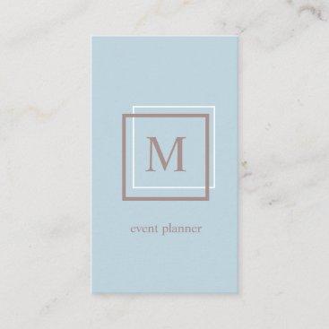 Modern Pastel    Business Card