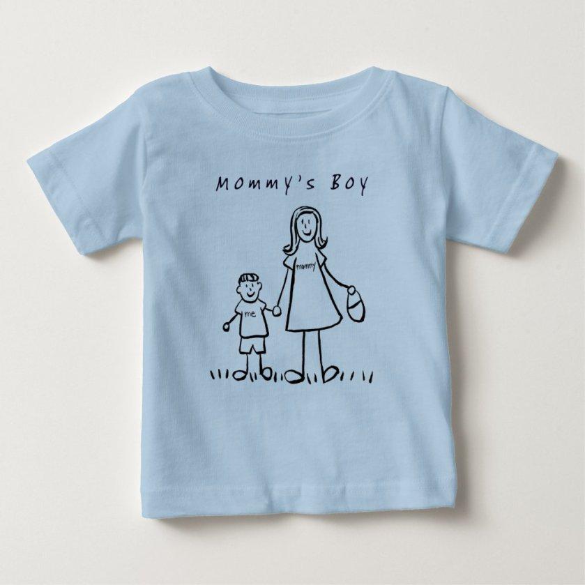 Mommy's Boy Shirt