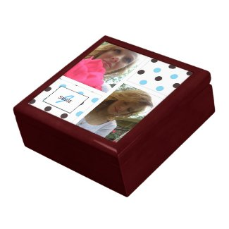 Monogramed: Picture: Jewelry Box giftbox