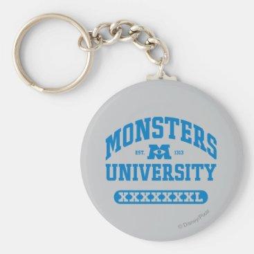 Monsters University - Est. 1313 Keychain
