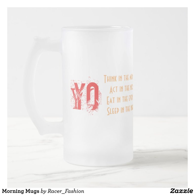 Morning Mugs