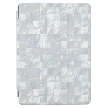 Mother Of Pearl Mosaic iPad Air Cover
