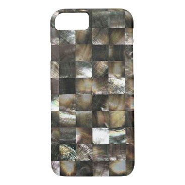 Mother of Pearls Tile Patterns iPhone 8/7 Case