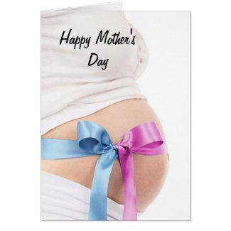 Mother's Day Expectant Mother Card