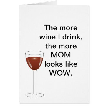 Mother's Day Toast Card
