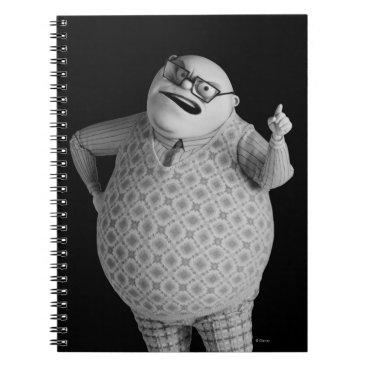 Mr. Burgemeister Notebook