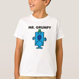 Mr. Grumpy | Frowning Face T-Shirt