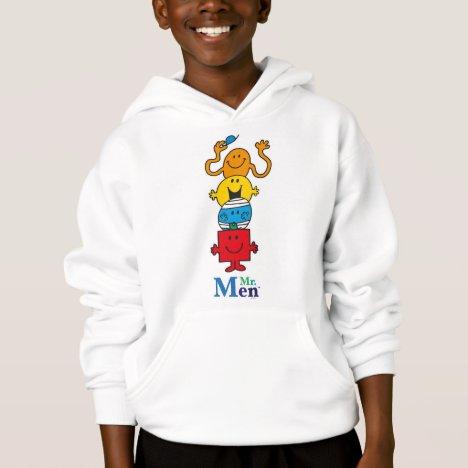 Mr. Men | Mr. Men Standing Tall Hoodie