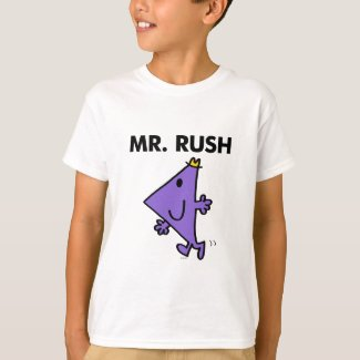 Mr. Rush | Quick Pace T-Shirt