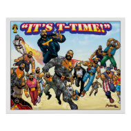 Mr. T posters