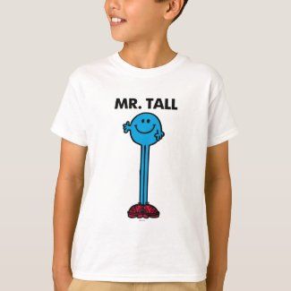 Mr. Tall | Standing Tall T-Shirt