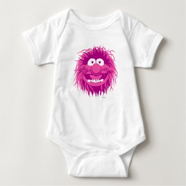 Muppets Animal 2 Baby Bodysuit